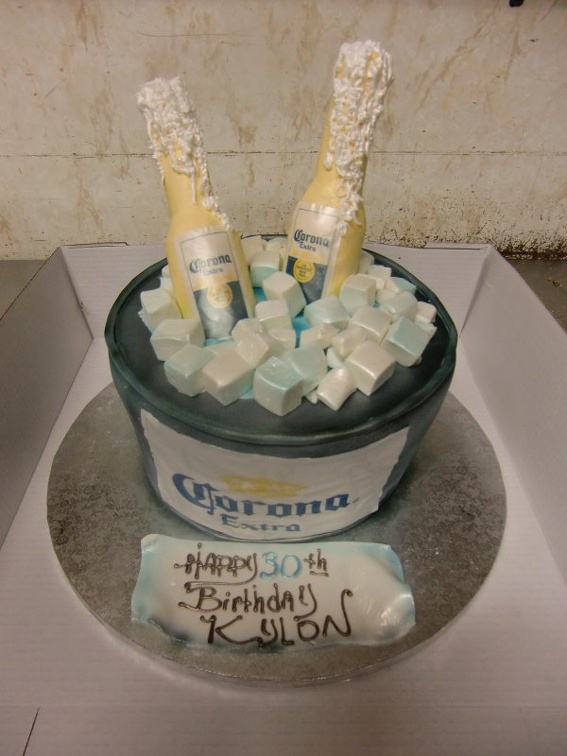 Tag Corona Bottles Dorsis Bakery Cake Gallery